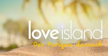 """mit der original """"Love Island"""" Voice und Ex-Islanderin Chethrin"""